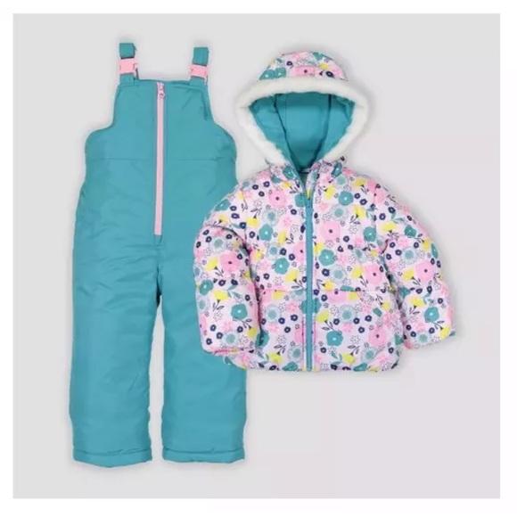 2058b0bda13 Carter's Jackets & Coats | Sale Just One You Carters 2piece Snowsuit ...